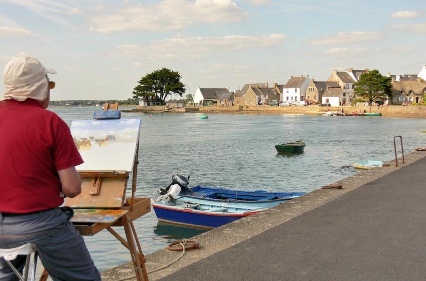 Peintre Breton Artistes Célèbres Ou Contemporains Qui Ont Peint La