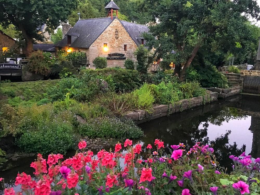 le village de pont-aven | bretagne